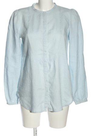 Anne L. Koszulowa bluzka turkusowy W stylu casual