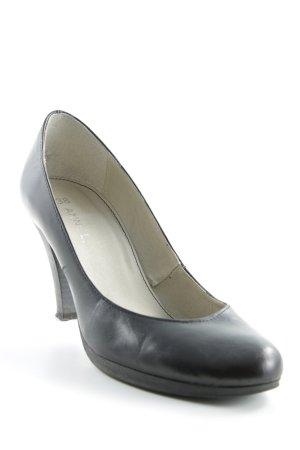 Anne L. High Heels schwarz klassischer Stil