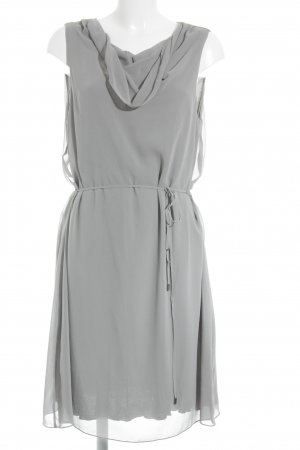 Anne L. Midi Dress grey elegant