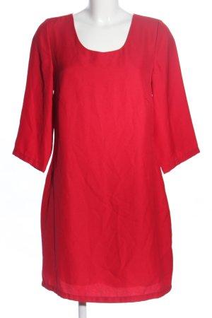 Anne L. Sukienka mini czerwony Elegancki