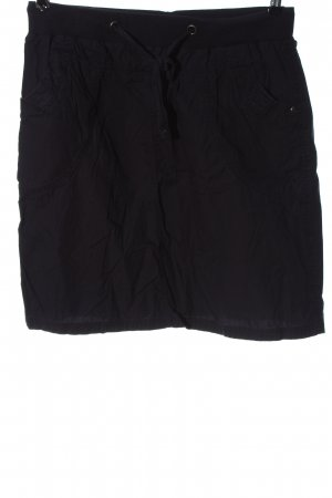 Anne L. Spódnica mini czarny W stylu casual
