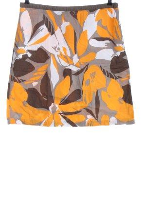 Anne L. Mini rok abstract patroon elegant