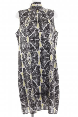 Anne L. Halter Dress abstract pattern casual look