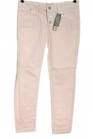 Anne L. Slim jeans roze casual uitstraling
