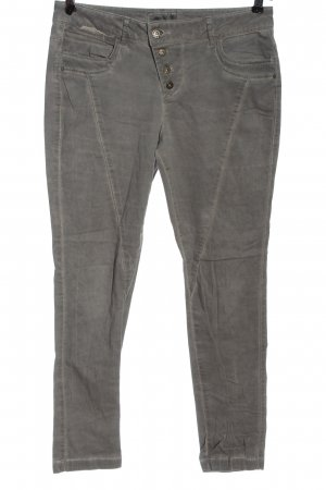 Anne L. Slim jeans lichtgrijs casual uitstraling