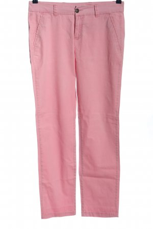Anne L. Stoffhose pink Casual-Look