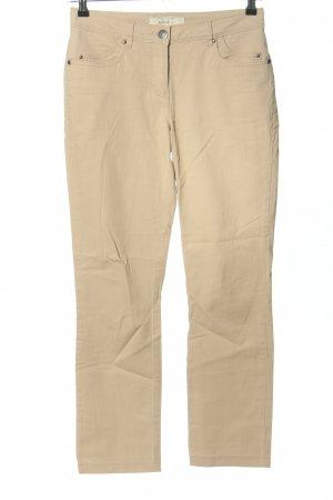 Anne L. Stoffhose creme Casual-Look