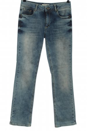 Anne L. Straight-Leg Jeans