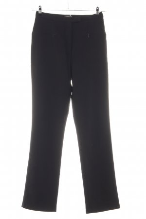Anne L. Stretch Trousers black casual look