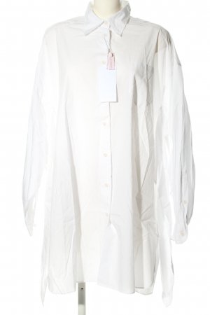 Anne Vest Hemdblusenkleid weiß Casual-Look