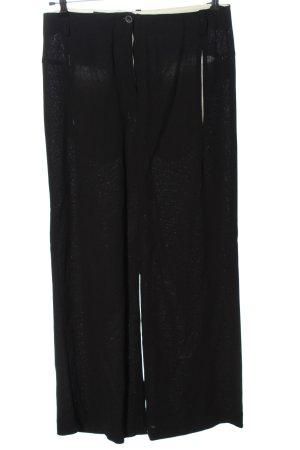 Annette Görtz Baggy broek zwart casual uitstraling