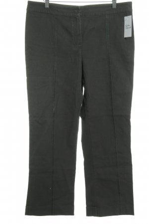 Annette Görtz Corduroy broek donkergroen-khaki structuur stijl