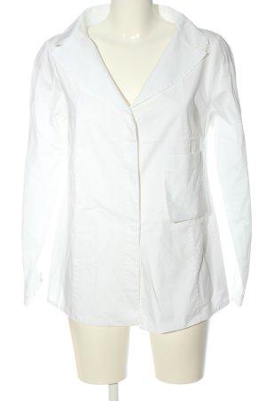 Annette Görtz Shirt met lange mouwen wit casual uitstraling