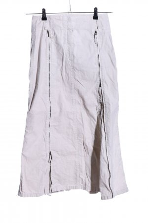 Annette Görtz Maxi Skirt light grey business style