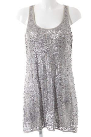 Annette Görtz Sequin Dress beige-camel party style