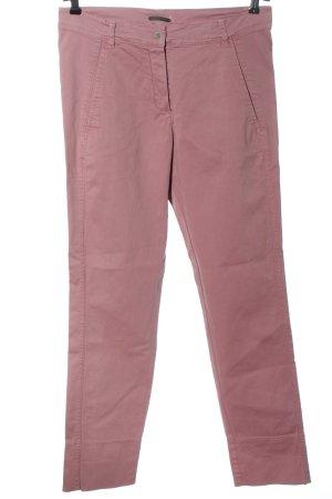 Annette Görtz Slim jeans roze casual uitstraling