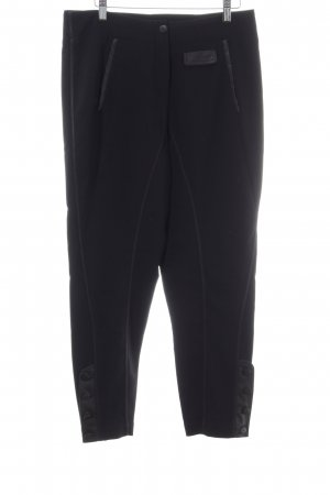 Annette Görtz Stretch Trousers black casual look