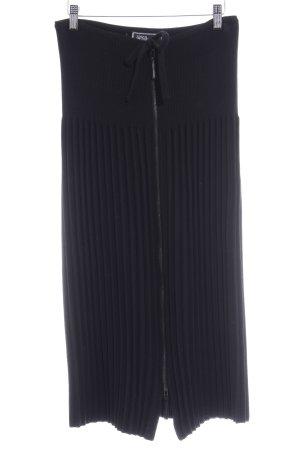 Annette Görtz Knitted Skirt black