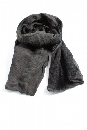 Annette Görtz Knitted Scarf light grey casual look