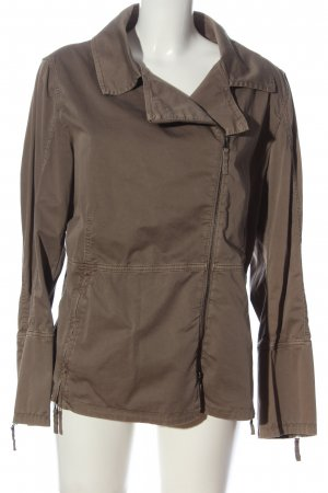 Annette Görtz Between-Seasons Jacket brown casual look