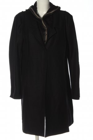 Annette Görtz Wool Coat black casual look
