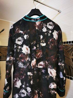 Anni Carlsson Midi-jurk zwart