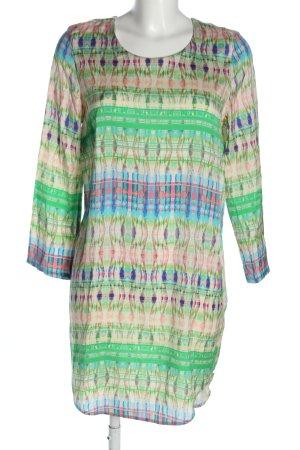 Anni Carlsson Mini Dress abstract pattern casual look
