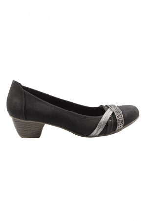 Annie G. Loafers black casual look
