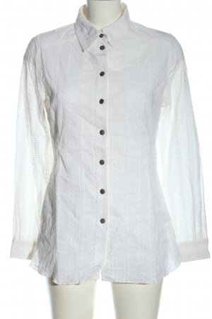 anno domini Long Sleeve Shirt white casual look