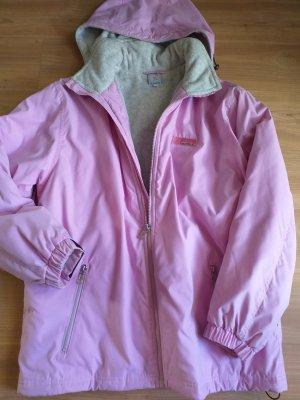 Fleece Jackets neon pink-light pink