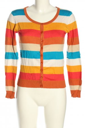 Anny fashion Cardigan striped pattern casual look