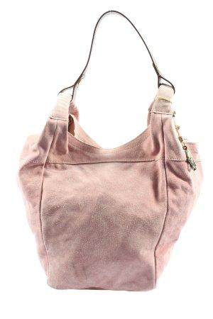 Anokhi Torebka typu worek różowy W stylu casual