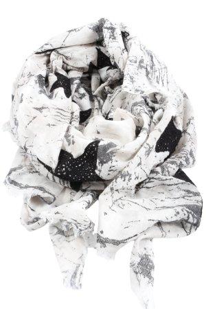 Anokhi Apaszka Abstrakcyjny wzór W stylu casual