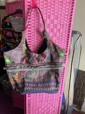 Anokhi Pouch Bag multicolored