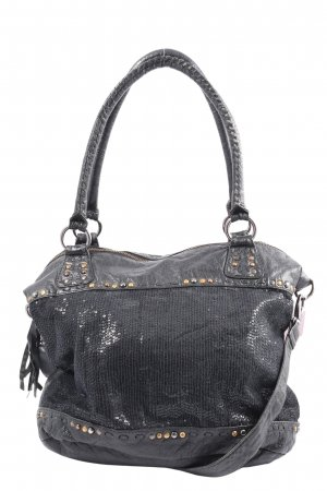 Anokhi Gekruiste tas zwart casual uitstraling