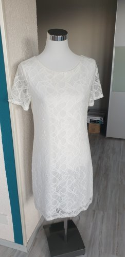 Anonyme Designers Lace Dress natural white