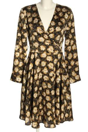 Anonyme Designers Blouse Dress allover print elegant