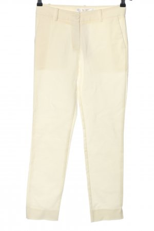 Anonyme Designers Stoffen broek wit casual uitstraling