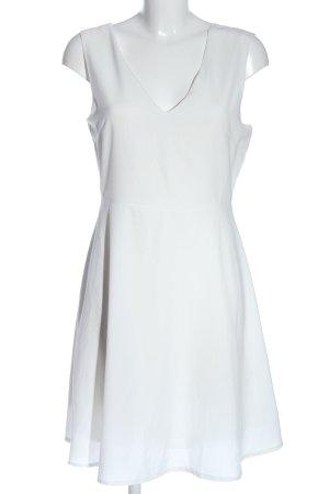 ANONYME Shortsleeve Dress white elegant