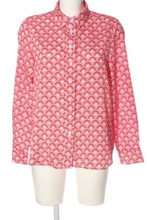 ANONYME Shirt met lange mouwen volledige print casual uitstraling