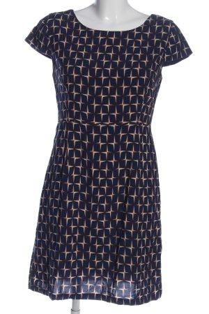 ANONYME Mini-jurk volledige print casual uitstraling