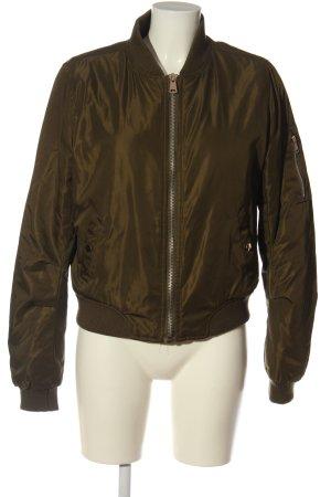 anonymous&famous Between-Seasons Jacket khaki casual look