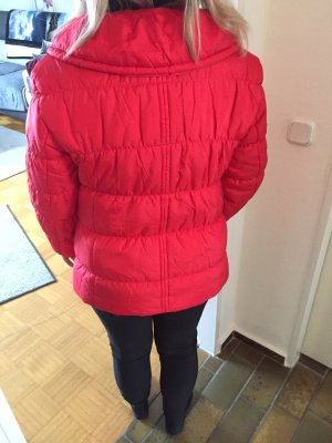 Ernestings Family , Gina Quilted Jacket red