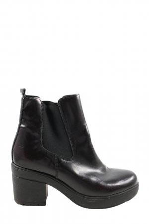 Another A Ankle Boots lila Casual-Look