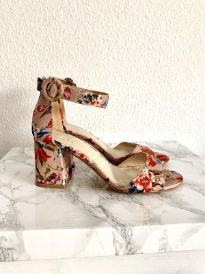 Another A sandale Sandalette Pumps Sommer riemensandalette Blumenmuster Blumen Größe 40