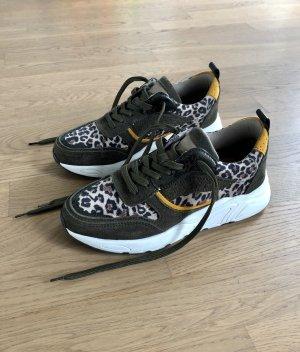 Another A Sneakers met veters veelkleurig