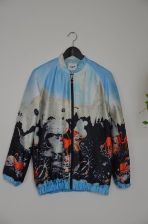 ANOTHER Bomberjacke mit All-over Print