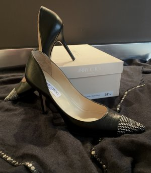 Another iconic. JIMMY CHOO