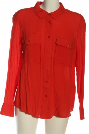 Another Label Shirt Blouse red casual look