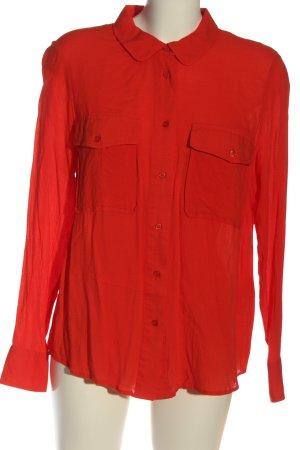Another Label Blouse-chemisier rouge style décontracté